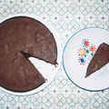 Gateau au chocolat tout simple