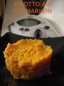 risotto potimarron