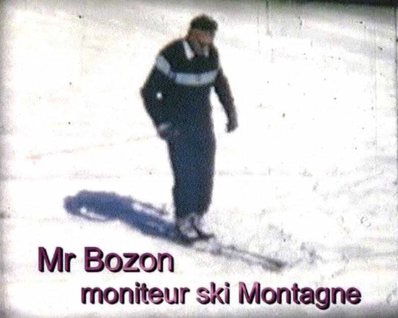 Bozon-moniteur