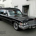 Cadillac landau traditional funeral coach by miller-meteor-1974