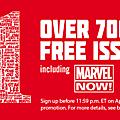 Bandes dessinées numériques gratuites sur marvel.com