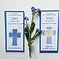 Signets de communion Léonard 300417