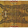 Tibet, first quarter 20th century, rug