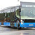 Avec aptis, alstom se lance dans l'autobus électrique