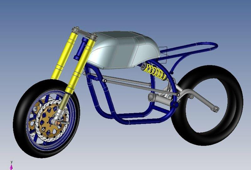 bmw racer ASM