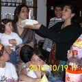cumpleaños de la tía Bárbara
