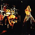Red hot chili peppers - mardi 16 février 1988 - rex club (paris)