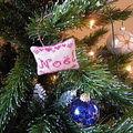Pendouille Noël coté pile