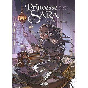 Princesse sarah en bd livres et autres merveilles - Princesse sarah 3 ...