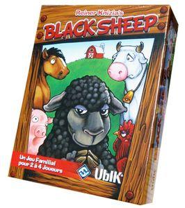 boutique jeux de société - pontivy - morbihan - ludis factory - Black Sheep