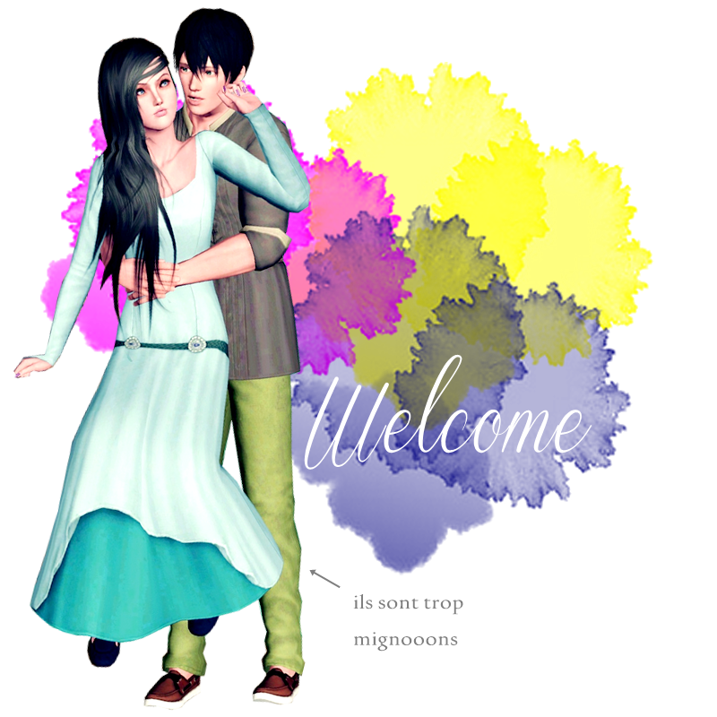 Luz et Max welcome finished