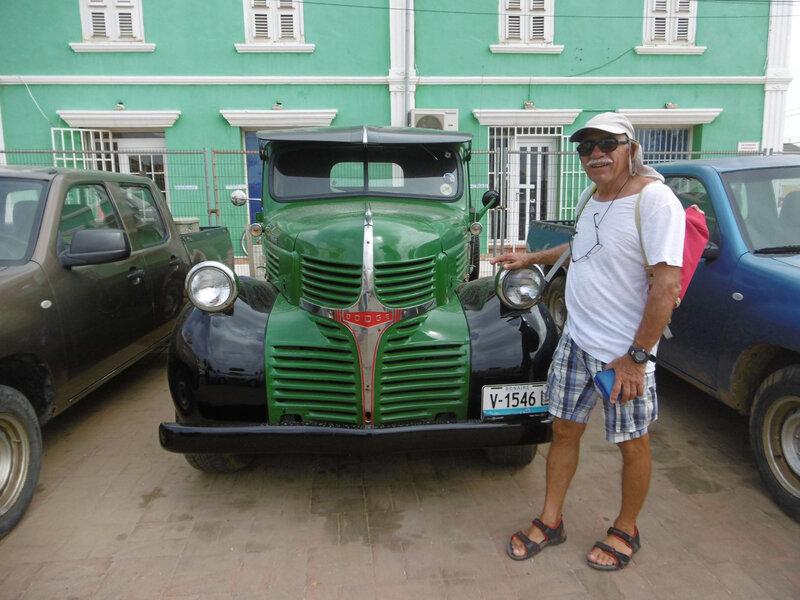 3 -voiture hollandaise sur Bonaire (1)