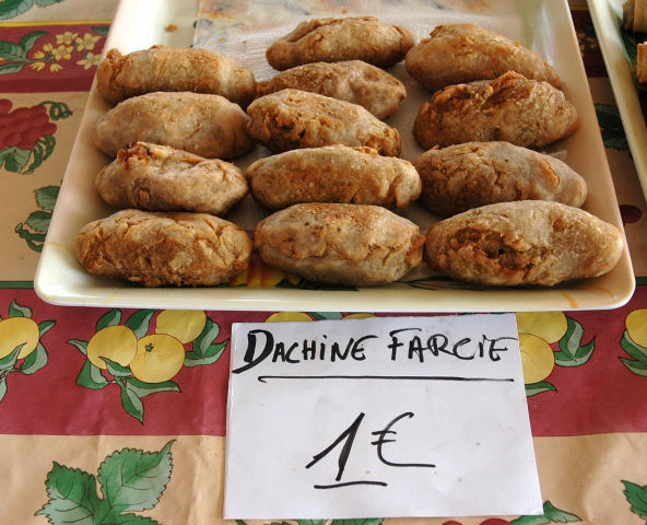 Dachines farcies