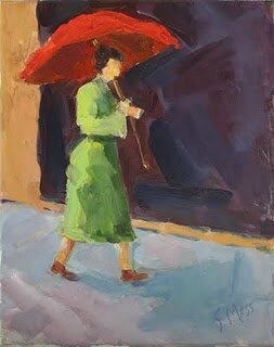 red umbrella sm