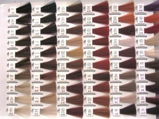 coloration bio - Coloration Cheveux Bio