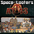 Army book ork pour at43, les space looters.