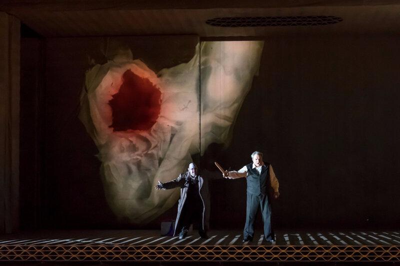Lučić Rigoletto, Bastille, 2017