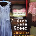 L'histoire d'un mariage ; Andrew Sean Greer