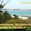 PLOUBAZLANEC: LES ISLANDAIS, LA POINTE DE L'ARCOUEST