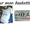 Pour mon basketteur