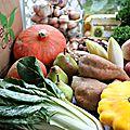Livraison de paniers de fruits & légumes frais avec potager city ! {le meilleur que j'ai testé à ce jour !}