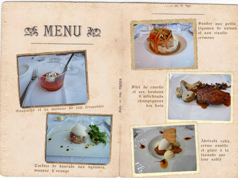 menu copie