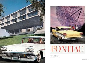 mid century ads pontiac