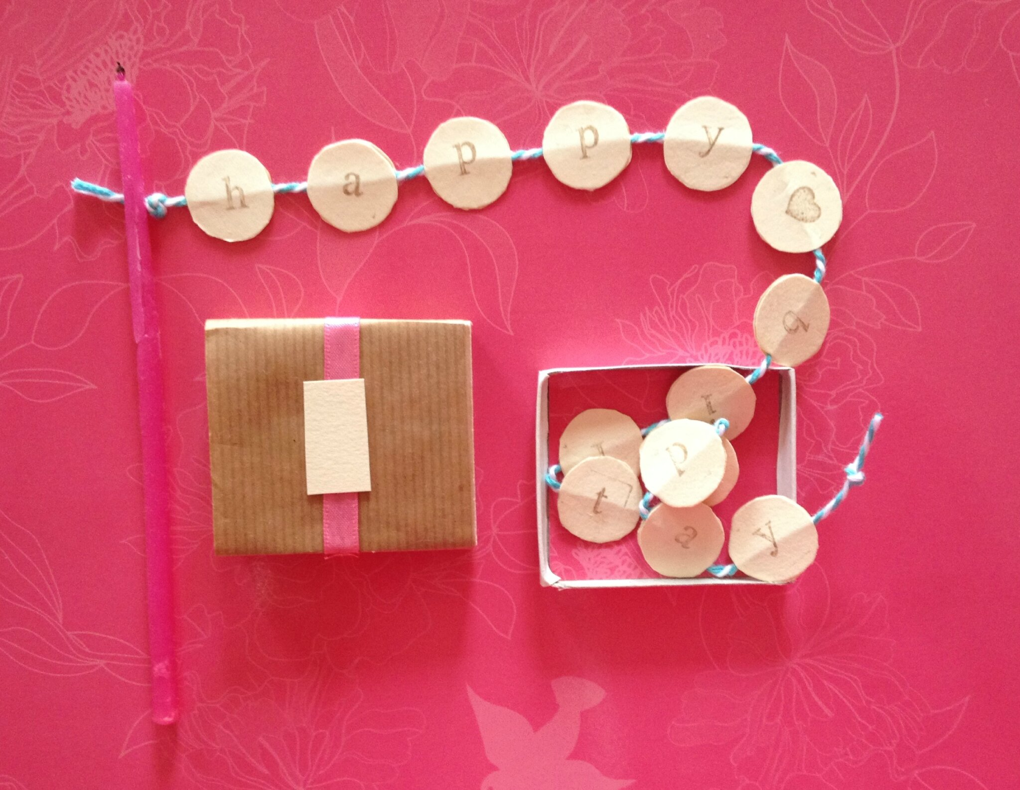 Diy carte anniversaire peque as ideas entre amigas - Diy deco anniversaire ...