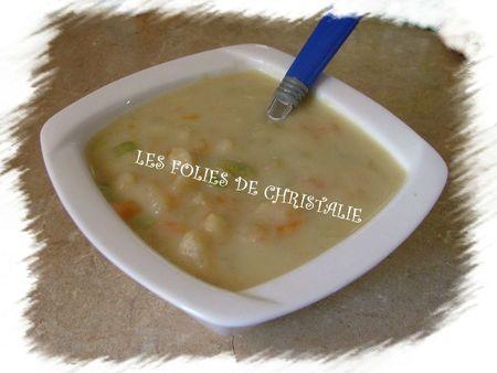 Soupe de pommes de terre 8