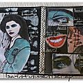 Art journal Inspi maquillage_1