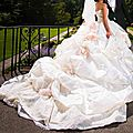 Amelia-Casablanca-Ball-Gown-1105-Light-ivory-with-light-pink-flowers-2011-415748