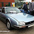 Citroen cx 25 pallas ie automatique de 1985 (rencontre de véhicules anciens à achenheim 2013)