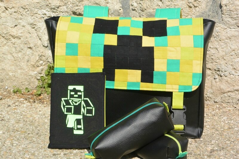 Cartable Pirate Minecraft Mavada (5)