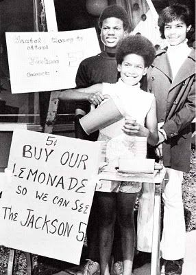 buy our lemonade