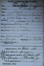 19160607 MDH François Q Famille Le Faou rungourlay