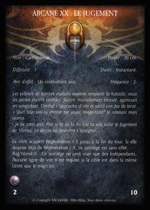 Cardinal Aerth - arcane_xx-le_jugement(verso) (sort)