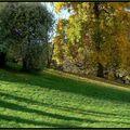 L'automne au parc montsouris