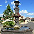 fontaine à Cohade (43)