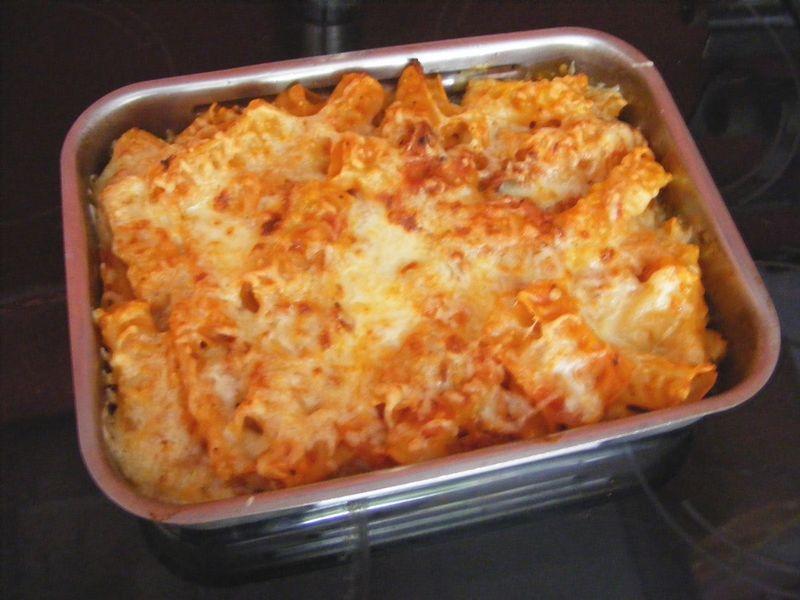 P tes gratin es la mozzarella la toile gourmande mais simple - Pate a la mozzarella ...