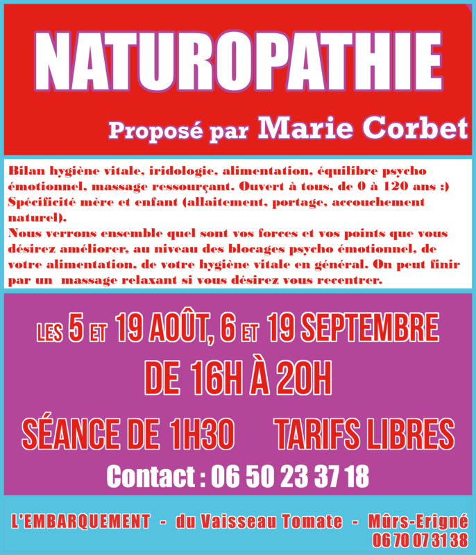 Marie Corbet (Naturopathie)