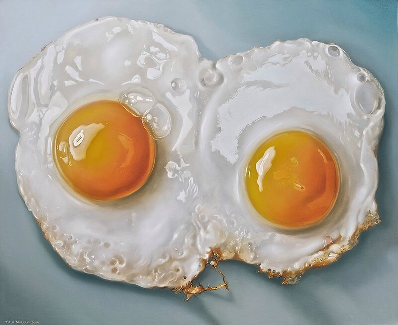 Fried-Egg-double_2009_80x100cm