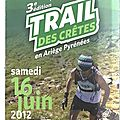 TRAIL DES CRETES