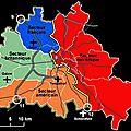 052 Points de Passage entre Berlin Ouest & Berlin Est