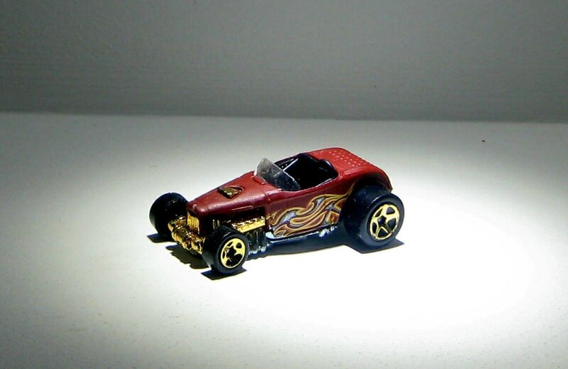 Deuce roadster (2007)(Hotwheels)