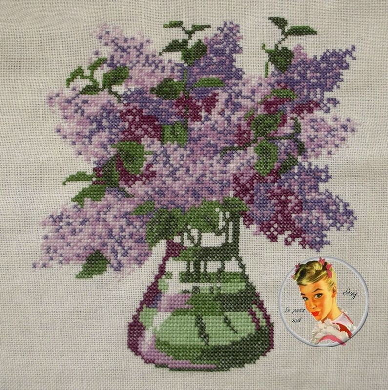 bouquet de lilas1