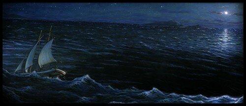 Edgar Poe: descente dans le maelstrom
