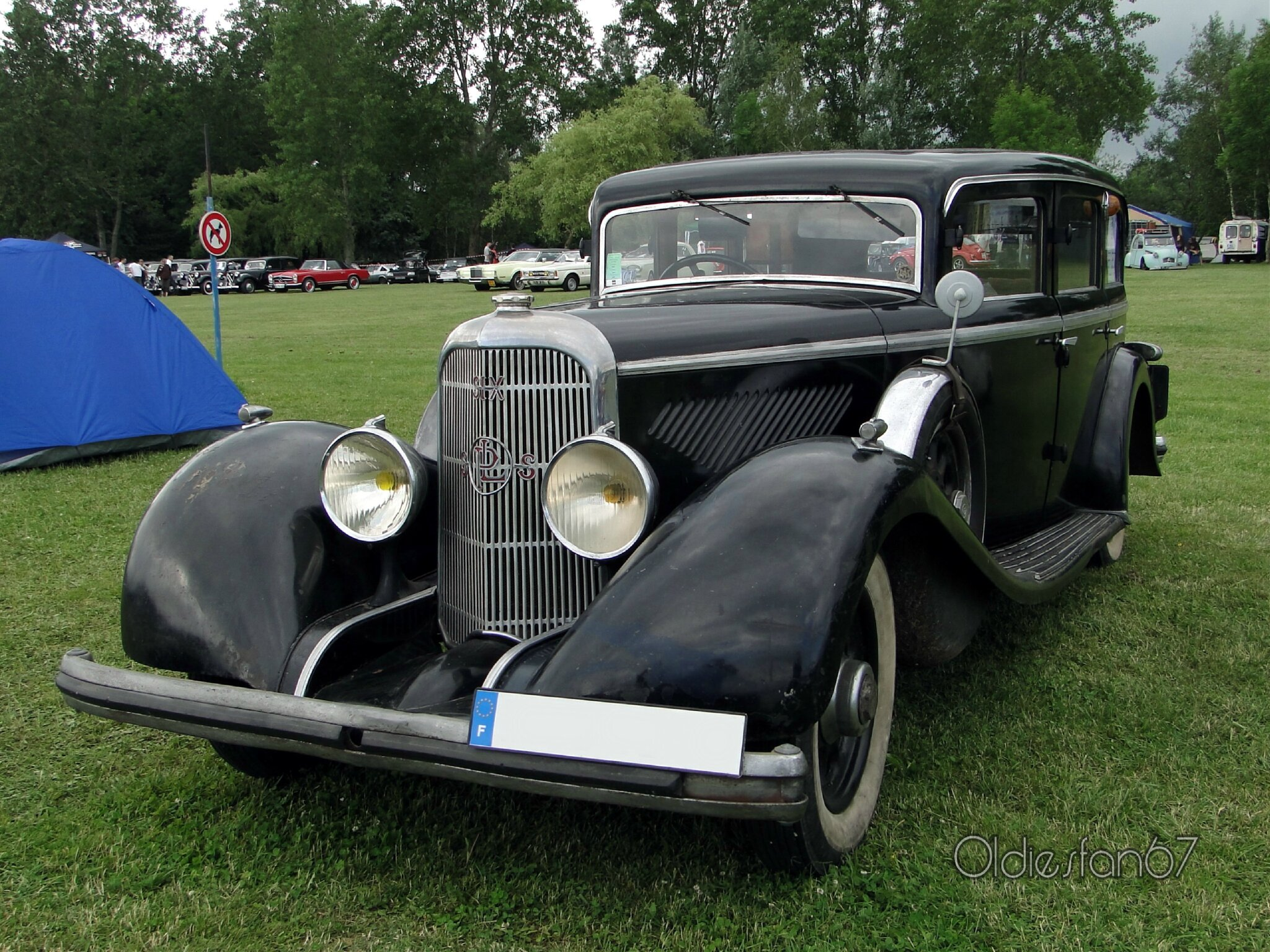 panhard et levassor 6cs x72 berline 1933 oldiesfan67 mon blog auto. Black Bedroom Furniture Sets. Home Design Ideas