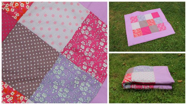 couverture liberty rose