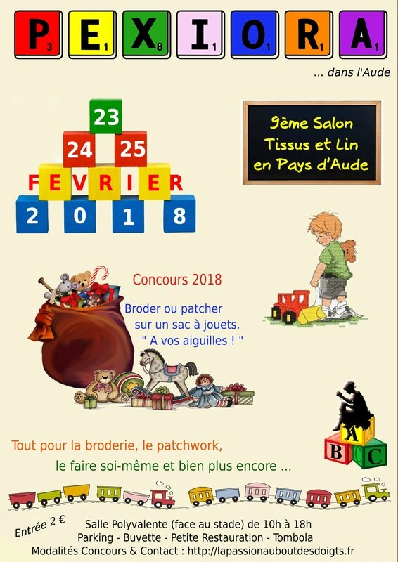 Affiche-salon-Pexiora-2018-23au25fev