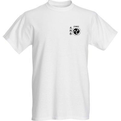 t-shirt blanc resco